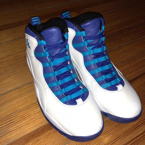 7854cdf69f2 Air Jordan Shoes | Brand New Jordan 10 Charlotte | Poshmark